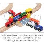 100-Piece-Orbrium-Toys-Triple-Loop-Wooden-Train-Set-Fits-Thomas-Brio-Chuggington-0-1