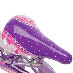 16-inch-Huffy-Fancy-Fun-Girls-Bike-PurplePink-0-1