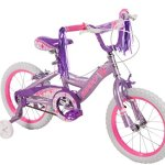 16-inch-Huffy-Fancy-Fun-Girls-Bike-PurplePink-0