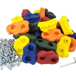 20-Large-Kids-Rock-Climbing-Holds-with-Mounting-Hardware-for-up-to-1-Installation-0