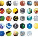 22-25mm-Glass-Marble-Collection-of-32-Different-Patterns-w20-Pk-Marble-Display-Rings-0
