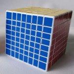 8x8x8-8cm-White-Twisty-Speed-Cube-Puzzle-0