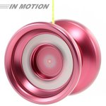 AUTHENTIC-Pink-and-Aqua-SHUTTER-SPLASH-Yoyo-by-YoYoFactory-0-1