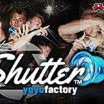 AUTHENTIC-Pink-and-Aqua-SHUTTER-SPLASH-Yoyo-by-YoYoFactory-0-2