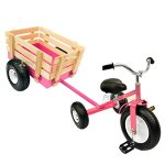 All-Terrain-Tricycle-with-Wagon-Pink-CART-042P-0