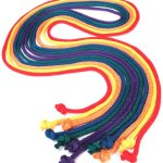 American-Educational-Products-Nylon-9-Jump-Ropes-Assorted-Colors-Set-of-6-0