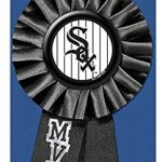 Amscan-Sports-Tailgating-Major-League-Baseball-Chicago-White-Sox-Award-Ribbon-Accessory-Fabric-5-Party-Supplies-6-Piece-0