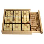 Andux-Land-Sudoku-Puzzle-Board-Game-with-Drawer-Wooden-Number-SD-02-Black-0