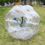 Anfan-1215M-Inflatable-Bumper-Ball-256-in-Diameter-Bubble-Soccer-Ball-Transparent-Material-Human-Knocker-Ball-Zorb-Ball-for-Adults-and-Child-0-1