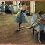 Artifact-Puzzles-Degas-Ballerinas-Wooden-Jigsaw-Puzzle-0