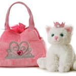 Aurora-Plush-Fancy-Pals-Pet-Carrier-Princess-Kitten-1-Pack-by-Aurora-0