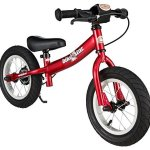 BIKESTAR-Original-Safety-Lightweight-Kids-First-Balance-Running-Bike-with-brakes-and-with-air-tires-for-age-3-year-old-boys-and-girls-12-Inch-Sport-Edition-Heartbeat-Red-0-0