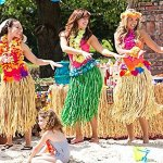 BOSHENG-Tropical-Multi-Colored-Adult-Sized-Artificial-Grass-Hula-SkirtsSet-of-6-0-1