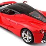 Bburago-124-Scale-Ferrari-Race-and-Play-LaFerrari-Diecast-Vehicle-Colors-May-Vary-0-1
