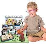 Ben-Franklin-Toys-Geology-Lab-Pad-Science-Kit-0-2