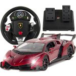 Best-Choice-Products-114-Scale-RC-Lamborghini-Veneno-Realistic-Driving-Gravity-Sensor-Remote-Control-Car-Red-0