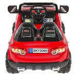 Best-Choice-Products-12V-Kids-Ride-On-Truck-Car-W-Remote-Control-2-Speeds-LED-Lights-MP3-AUX-Cord-Red-0-1