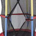 Best-Choice-Products-55-Round-Kids-Mini-Trampoline-w-Enclosure-Net-Pad-Rebounder-Outdoor-Exercise-0-2