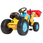 Best-Choice-Products-Kids-Pedal-Ride-On-Excavator-Front-Loader-Truck-0-1