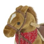 Best-Choice-Products-Rocking-Horse-Plush-Brown-with-Sound-0-2