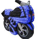 Blue-Motorcycle-Pinata-0