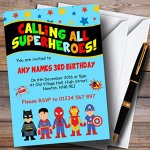 Blue-Superhero-Childrens-Birthday-Party-Invitations-0