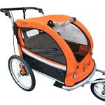 Booyah-Strollers-Child-Baby-Bike-Bicycle-Trailer-and-Stroller-II-0-0
