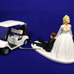 Bride-and-Groom-Golf-Wedding-Cake-Topper-Funny-Golf-Wedding-Cake-Topper-Golf-Loving-Groom-Being-Dragged-By-Bride-Perfect-Cake-Topper-for-Golfers-Grooms-Cake-Topper-Rehearsal-Dinner-Cake-Topper-0