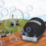 Bubble-Blower-Maker-Disco-Party-Toy-Bubble-Machine-Black-0