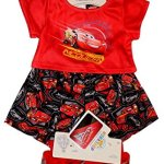 Build-a-Bear-Cars-Lightning-McQueen-PJs-with-Rust-eze-Slippers-3-pc-Teddy-Size-Outfit-0