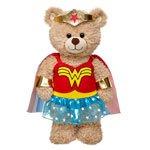 Build-a-Bear-Workshop-15-Plush-Girl-Doll-Clothes-Wonder-Woman-Classic-Costume-4-pc-0
