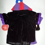 Build-a-bear-Halloween-Costume-Set-of-3-Pcs-Clothing-Wizard-Academy-0-0