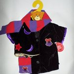Build-a-bear-Halloween-Costume-Set-of-3-Pcs-Clothing-Wizard-Academy-0