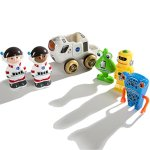 CP-Toy-Space-Mission-Rocket-Ship-7-Piece-Set-Including-Astronauts-and-Aliens-0-1