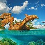 Castorland-Dolphin-Paradise-Puzzle-1000-Piece-0-0