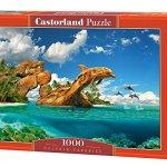 Castorland-Dolphin-Paradise-Puzzle-1000-Piece-0