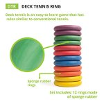 Champion-Sports-Deck-Tennis-Rings-Outdoor-Party-Beach-Playground-Game-for-Adults-Kids-Families-Set-of-12-Rubber-Disks-for-Tennikoit-Games-0-0