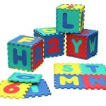 Click-N-Play-Alphabet-and-Numbers-Foam-Puzzle-Play-Mat-36-Tiles-Each-Tile-Measures-12-X-12-Inch-for-a-Total-Coverage-of-36-Square-Feet-0-0