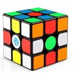 Coogam-Gan-356-Air-UM-Ultimate-Magnetic-Speed-Cube-3×3-Black-Gans-356Air-UM-Puzzle-Cube-with-Purple-GES-SpringUltimate-Magnetic-Version-0-2