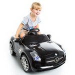 Costzon-Mercedes-Benz-SLS-Kids-Ride-On-Car-RC-Battery-Toy-Vehicle-wMP3-0-0