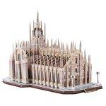 CubicFun-MC210h-Italy-Duomo-di-Milano-Worlds-Great-Architectures-3d-Puzzle-251-Pieces-0-0
