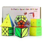 D-FantiX-Speed-Cube-Set-Cyclone-Boys-2×2-3×3-Speed-Cube-Stickerless-Pyramid-Cube-Qiyi-Ivy-Cube-Shengshou-2×2-Megaminx-Fisher-Cube-Magic-Cube-Puzzles-Toys-Christmas-Gift-Set-for-Kids-0