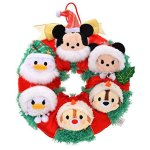 Disney-Exclusive-Tsum-Tsum-35-Inch-Mini-Plush-set-of-6-doll-2015-Christmas-Lease-Mickey-Friends-0-0