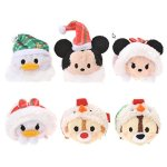 Disney-Exclusive-Tsum-Tsum-35-Inch-Mini-Plush-set-of-6-doll-2015-Christmas-Lease-Mickey-Friends-0-2