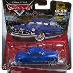 DisneyPixar-Cars-2015-Radiator-Springs-Die-Cast-Vehicle-Doc-Hudson-1119-155-Scale-0-0