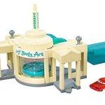 DisneyPixar-Cars-Color-Change-Ramones-Auto-Body-Shop-Playset-0-0