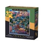 Dowdle-Folk-Art-the-Black-Hills-Mt-Rushmore-Jigsaw-Puzzle-1000-Piece-0