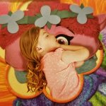 Dreamworks-Trolls-Poppy-Hooded-Sherpa-SlumberSleeping-Bag-0-0