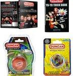 Duncan-Intermediate-YoYo-Kit-4-Items-Red-Hornet-Yo-Yo-Multi-Color-Yo-Yo-String-5-Pack-Yo-Yo-Trick-Book-and-How-To-Be-A-Yo-Yo-Ninja-DVD-0