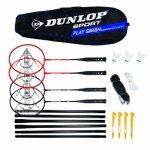 Dunlop-Play-Smash-4-Player-Badminton-Set-0